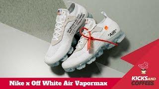 Nike X Off White Air Vapormax