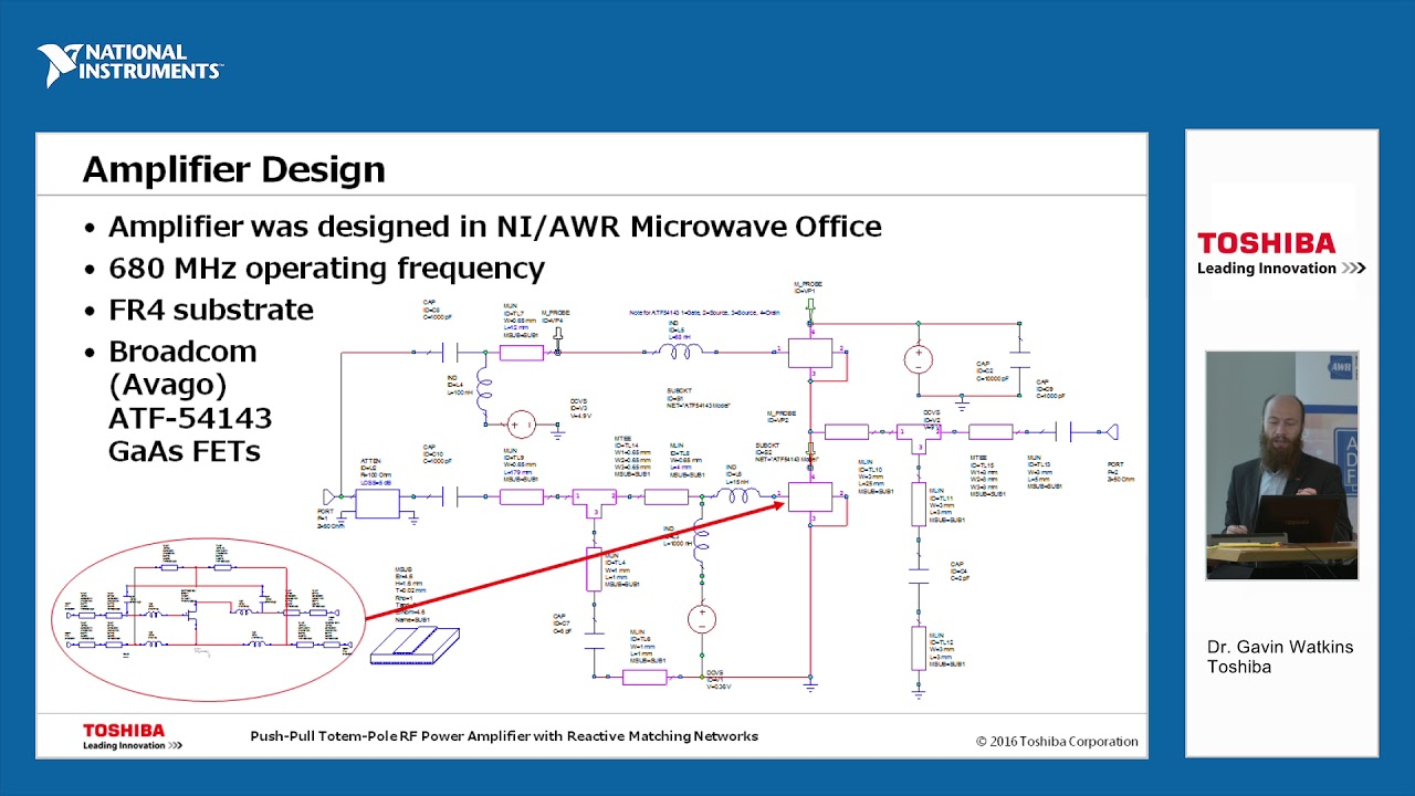 microwave wiring diagram microwave design simulation and implementation of a push pull totem pole rf on  [ 1280 x 720 Pixel ]