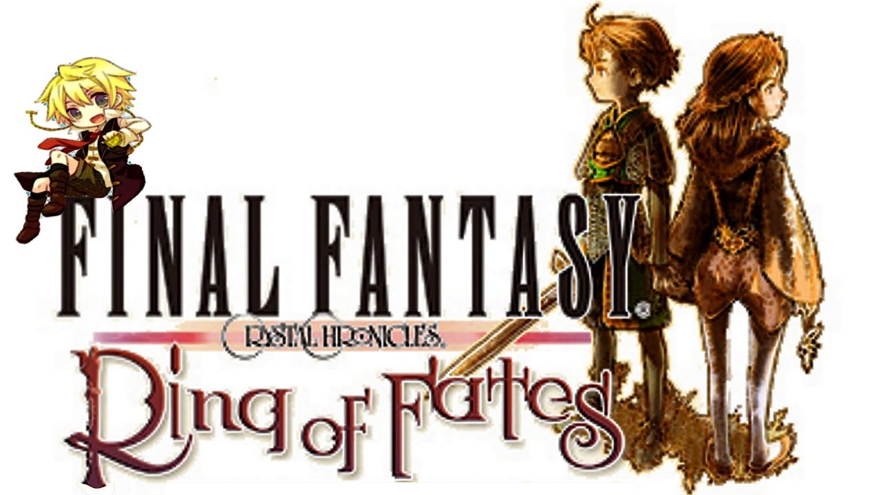 Final Fantasy Crystal Chronicles Ring Of Fates Capitulo 14