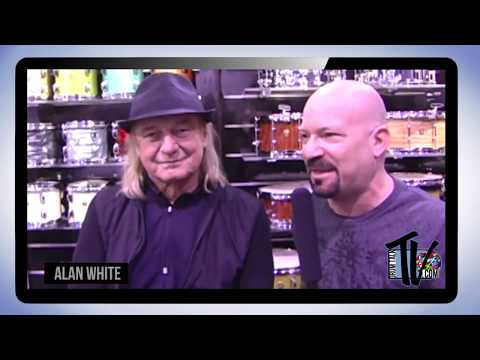 Alan White Interview 2016
