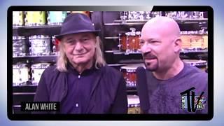 Alan White Interview 2016