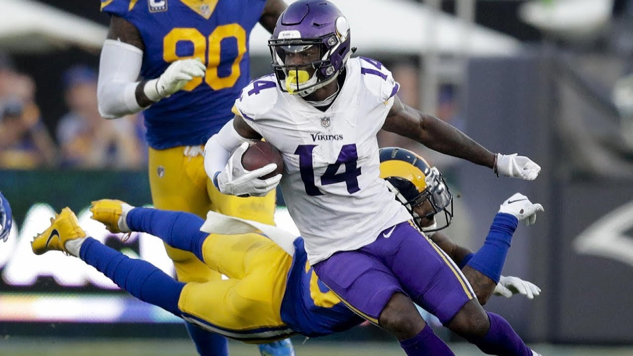 Stefon Diggs | 2018 Highlights ᴴᴰ - YouTube
