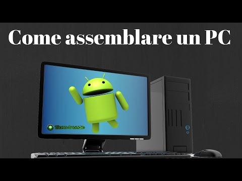 Come assemblare un PC in meno di 20 minuti
