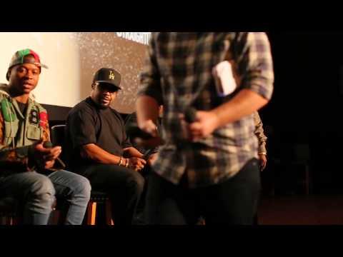Straight Outta Compton Movie Premiere (part1)
