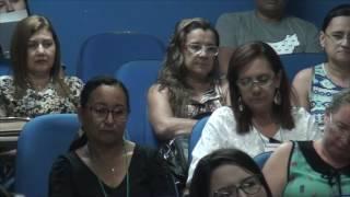 Fátima Holanda aponta as ações do projeto PETECA de Limoeiro do Norte