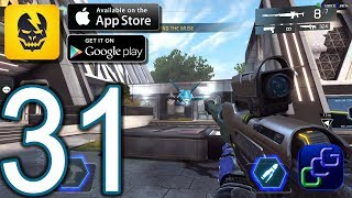 SHADOWGUN Legends Android iOS Walkthrough - Part 31 - Side Mission: The Dead Workers 3