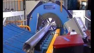 видео Трубонарезные станки