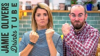 UK vs USA Beer Challenge with Grace Helbig: Round 3