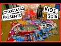 WHAT WE GOT OUR KIDS FOR CHRISTMAS 2016! PLUS STOCKING STUFFERS! (DAY 735)