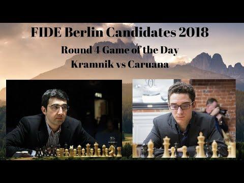 FIDE Berlin Candidates 2018 | Kramnik vs Caruana