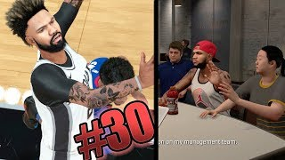 NBA 2k18 MyCAREER - LaGento Ball Unleashed! 50+ Points! 4x Ankle Breakers + New Endorsement Ep. 30