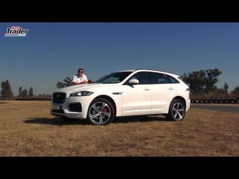 Jaguar F Pace 3 0d AWD Sport - Car Review