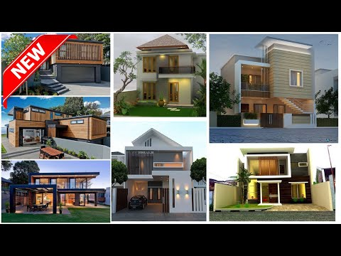 Top 50 Latest House Design in 2019 Catalogue | Gopal Architecture