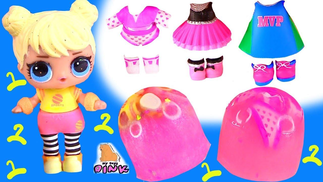 Одевалки для Кукол ЛОЛ! Dress Up for LOL Dolls - Fashion Crush Surprises - Игры для Девочек|одевалки девушки мода