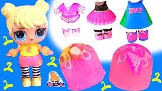 Одевалки для Кукол ЛОЛ! Dress Up for #LOL Dolls - Fashion Crush Surprises - Игры для Девочек