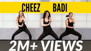 Cheez Badi | Machine | Bollywood Cool Down Choreography