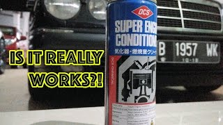 Does DCS Super Engine Conditioner actually works??! (With Proof!)