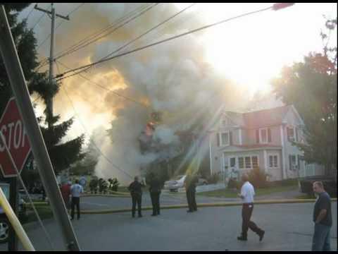 Fire in Fort Edward kills six