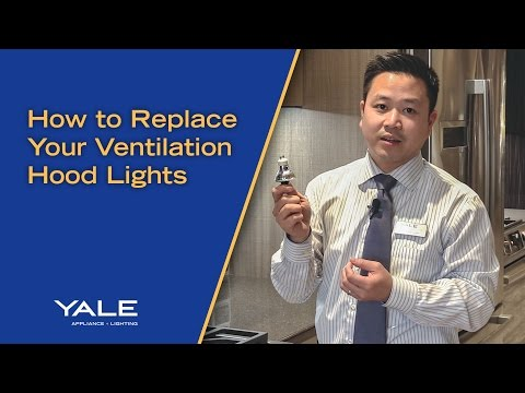 How to replace your ventilation hood lights