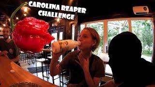 Челлендж М/Ж | Перец Каролина Рипер | Challenge Carolina Reaper