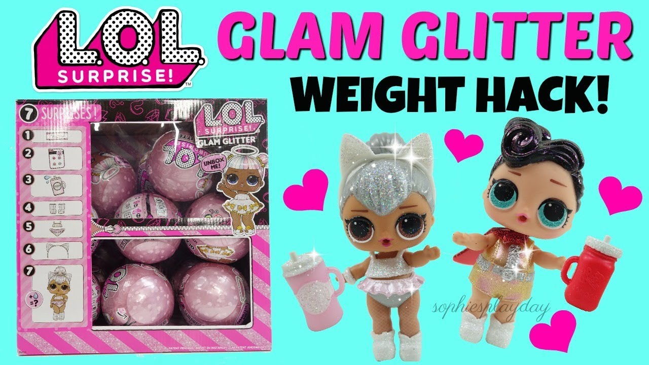 """Lol Surprise Glam Glitter /""""THE QUEEN"""""""