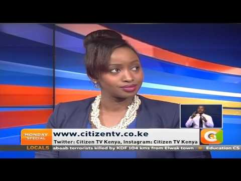 Janet Mbugua says goodbyeto Citizen TV