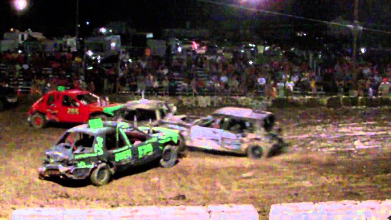Indiana | Demolition Derby Life