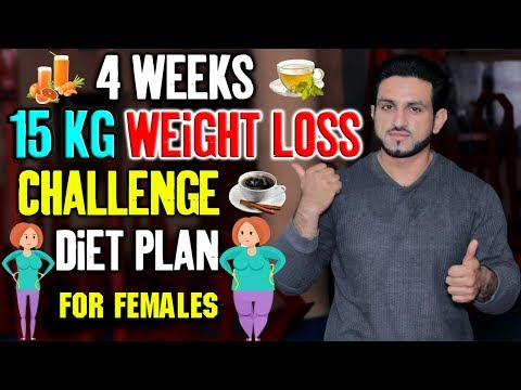 15kg Weight Loss Challenge Diet Plan || 8 Weeks Plan || Episode #6 thumbnail