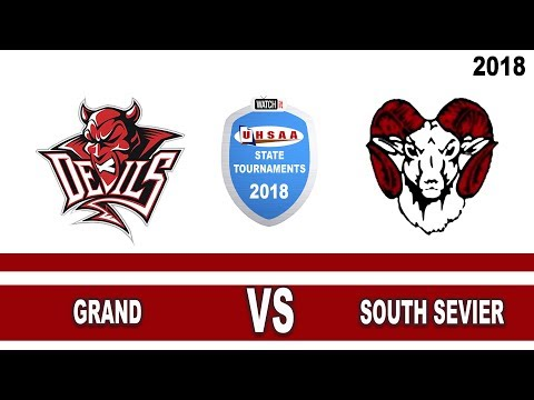 3A Softball: Grand vs South Sevier High School UHSAA 2018 State Tournament Single Loss Round 3