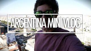 ARGENTINA MINIVLOG!!! -[LuzuGames]