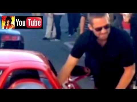 PAUL WALKER's Last video of him ALIVE 10 Min. Before car crash BEST FOOTAGE (Restored)