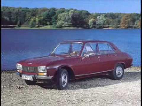 Peugeot 504 1968 2005 Youtube