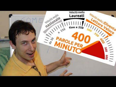 Come Imparare la Lettura Veloce Gratis - Tecniche di Studio Online