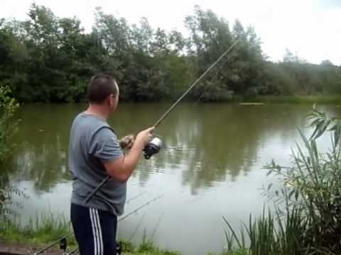 TFF Catch TP Furnace Lakes 2010 - YouTube