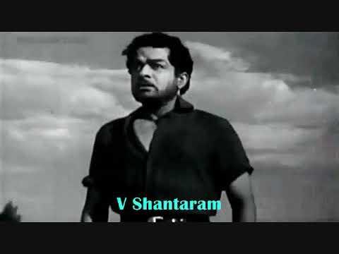 aye malik tere bande hum..V Shantaram and Chorus_male version..a tribute