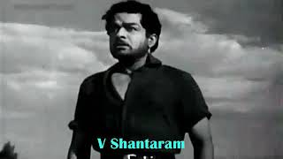 aye malik tere bande hum..V Shantaram and Chorus_male version..a tribute