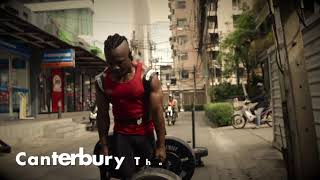 Strongman Training  | Armor Crossfit Gear | how to get fit in bangkok | Patient Cena Fitness