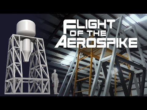Flight of the Aerospike: Episode 12 - Test Stand Assembly
