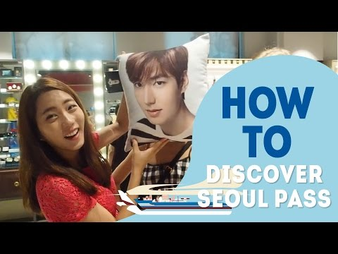 How to use Discover Seoul Pass | HOW TO SEOUL