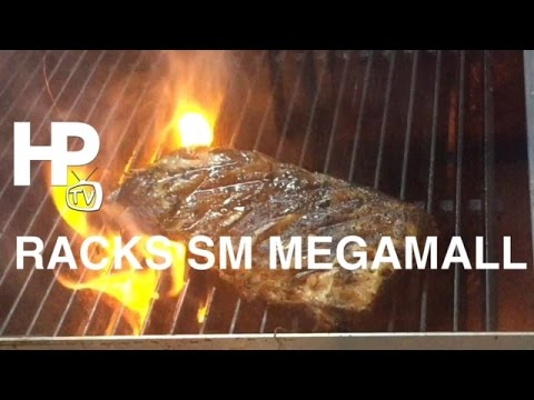 Racks Baby Back Ribs SM Megamall Fall of the Bone Flame Grilled Ribs by HourPhilippines.com