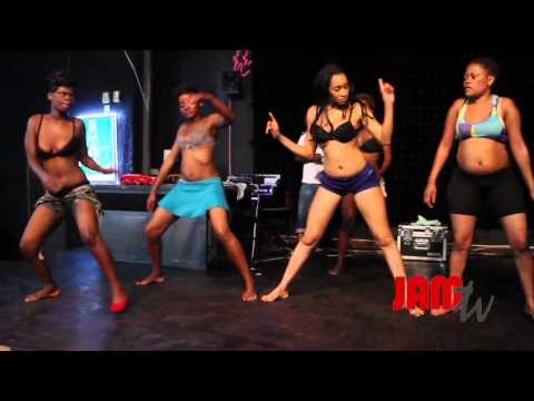 Bev rehearses for Harare International Carnival