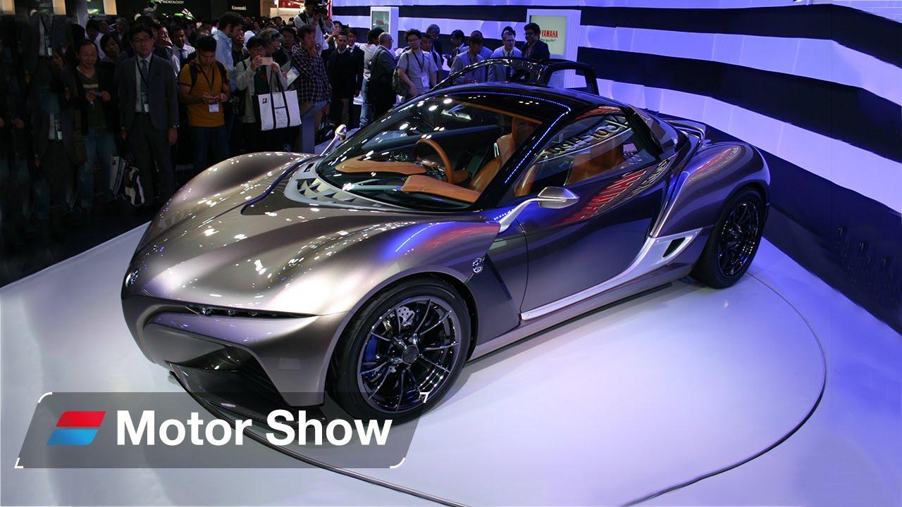 Top 10 cars | 2015 Tokyo Motor Show - YouTube