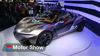 Top 10 cars | 2015 Tokyo Motor Show