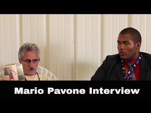 July 4 2016 Mario Pavone Interview