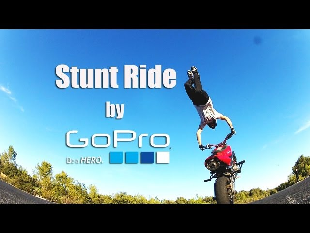 GOPRO HD2: Thibaut NOGUES-Streetbike Freestyle Travel Video