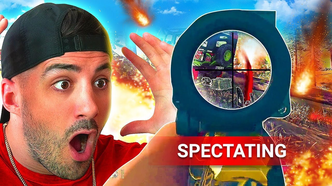 I Spectated The CRAZIEST Warzone Solo of All Time! 🤯