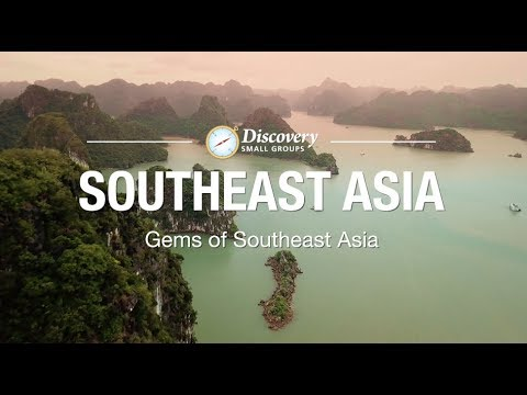 Discovery Tour Of South East Asia