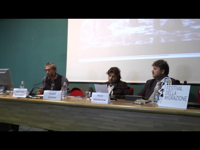 Festival della migrazione 2016 - intervento Giampaolo Musumeci - prima parte