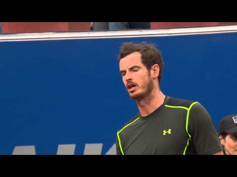 """Murray to Rosol """"No one likes you on the tour"""""""
