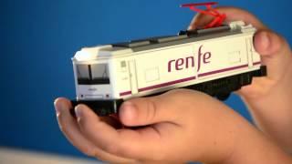 Pequetren Ref  905 Tren + Renfe Viajeros y Mercancías thumbnail